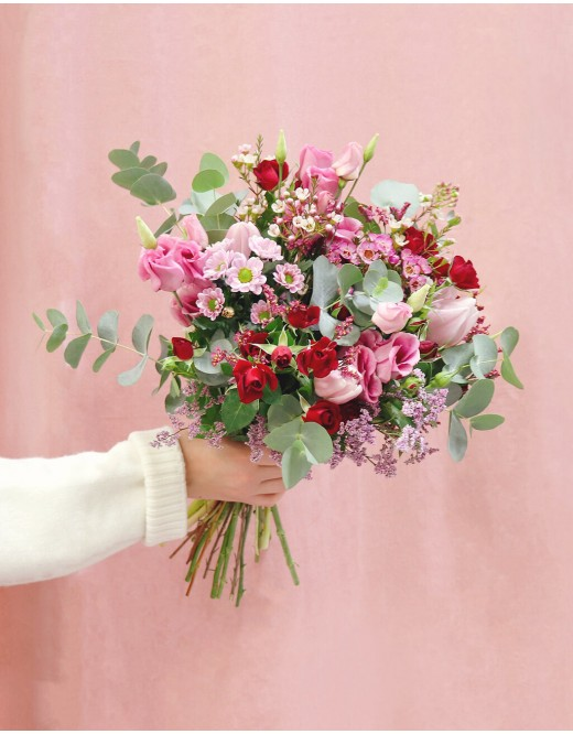 [Exclu WeWork] Bouquet Monsieur Big Love